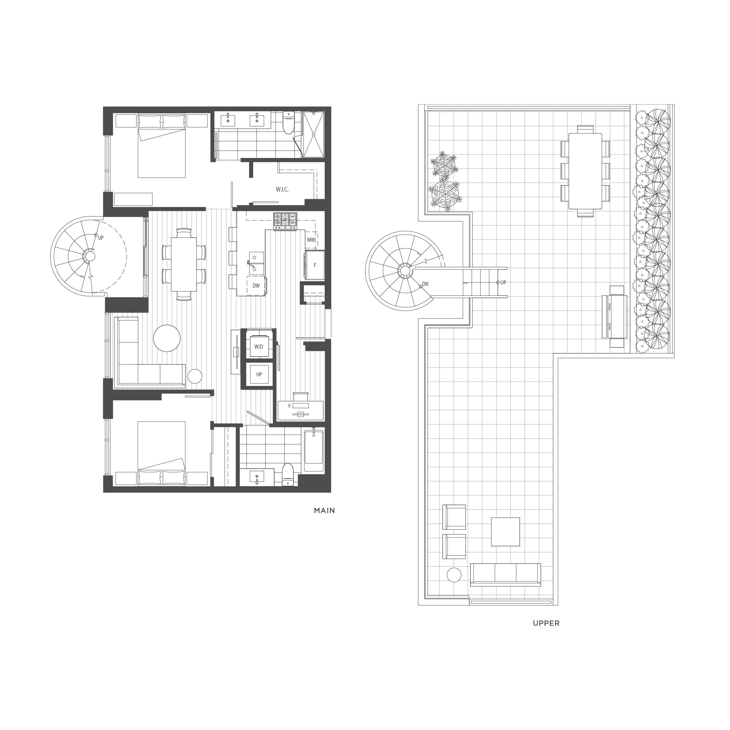 Picture of: House Floorplans Quartet River District Town Center